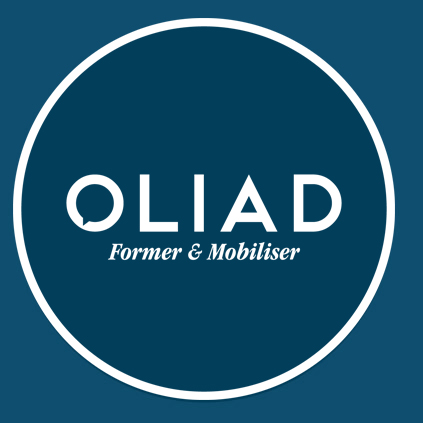 Official Logo of OLIAD-FORMATION